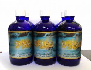 Sauerstoffwasser- D'ORA Oxygen